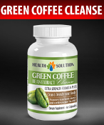 GREEN COFFEE BEAN CLEANSE.(Health Blog)