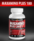 Maxamino Plus 180 Post- Workout