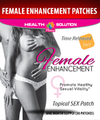 Female Enhancement Patches (Female Libido)