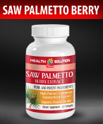 Saw Palmetto 320mg (Product)