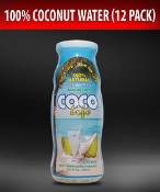 Pure Coconut Water - 300ml Glass Bottle