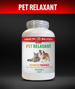 Top Relaxant Formula for Pets by Vitamin Prime
