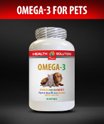 OMEGA 3 FOR PETS by Vitamin Prime