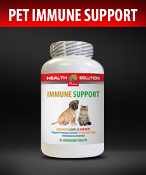 Pet Immune Support Natural Formula by Vitamin Prime