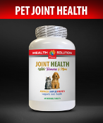 Pet Joint Support Formula with Turmeric by Vitamin Prime