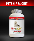 HIP AND JOINT SUPPORT COMPLEX FOR PETS by Vitamin Prime